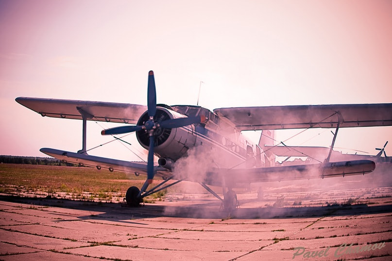 Photograph Plane by Pavel Chamov on 500px