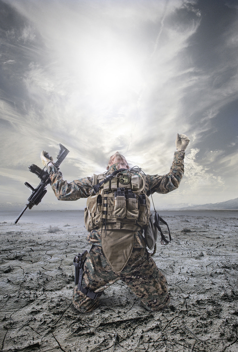 Photograph War is hell by Geir Akselsen on 500px