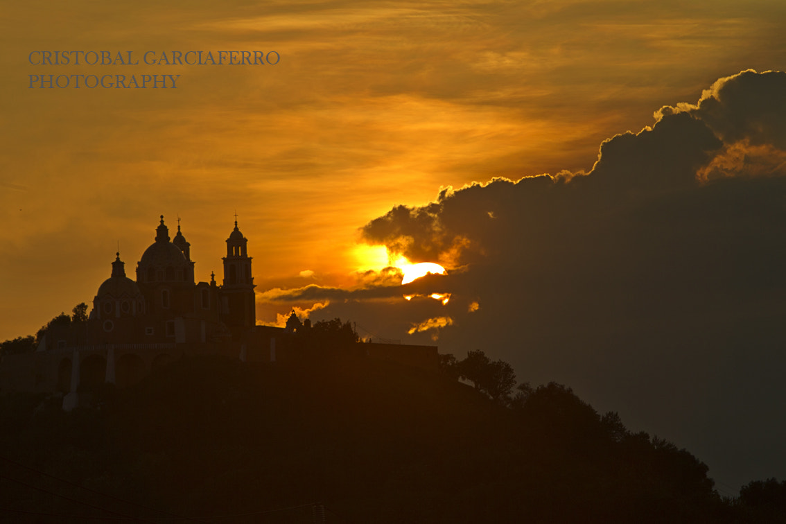 Photograph Church and sunset by Cristobal Garciaferro Rubio on 500px