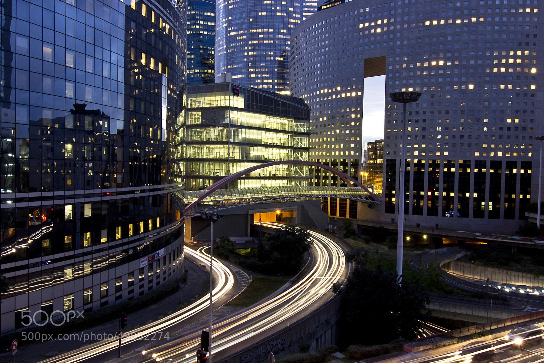 Photograph La Défense XI by Arnd Gottschalk on 500px