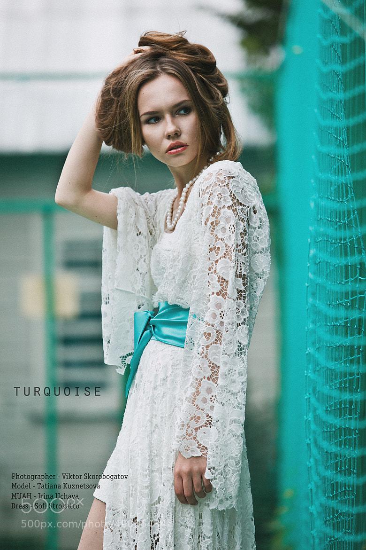 Photograph turquoise by Viktor  Skorobogatov on 500px