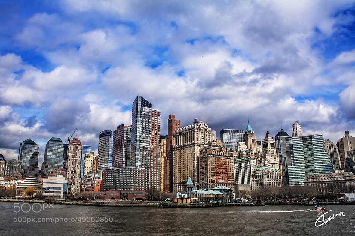 Photograph New York by Ismael Ortiz on 500px
