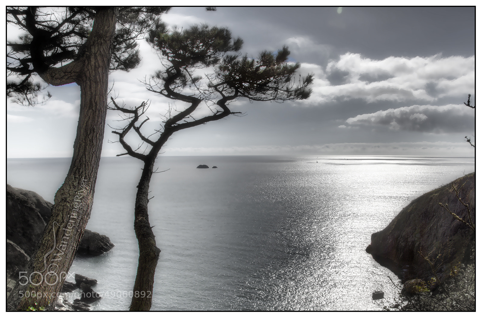Photograph Puddlecombe Cove by Steven Stoddart on 500px