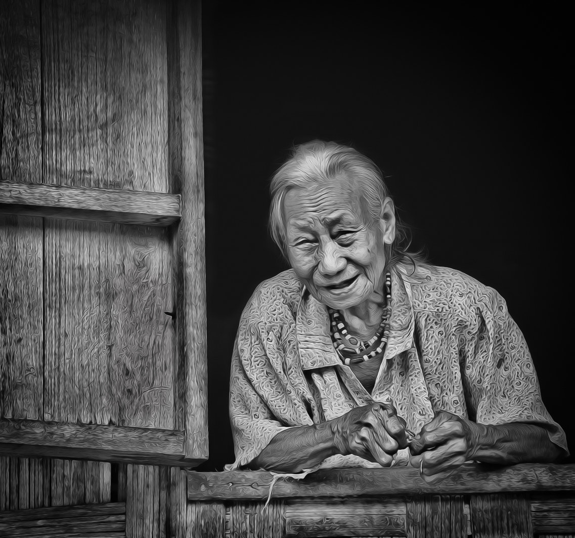Photograph Taloctoc Elderly by Ron Stollman on 500px