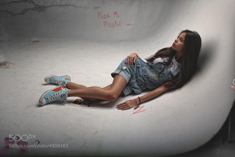 Photograph kiki by  Zi on 500px