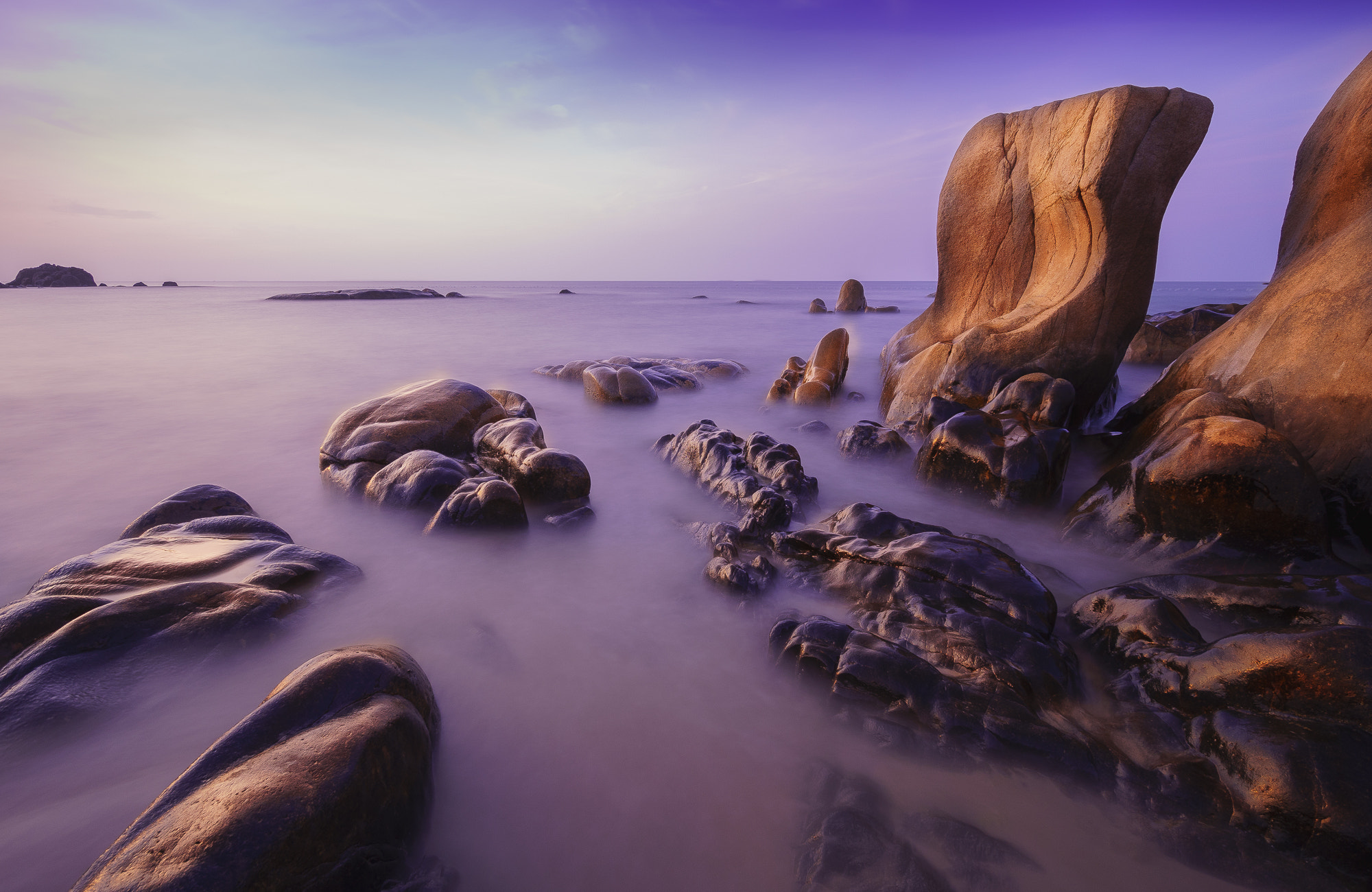 Photograph Co Thach beach 2 by Pham Ty on 500px