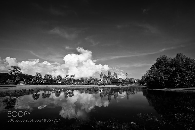 Photograph World Heritage of Angkor Wat! by Mardy Photography on 500px