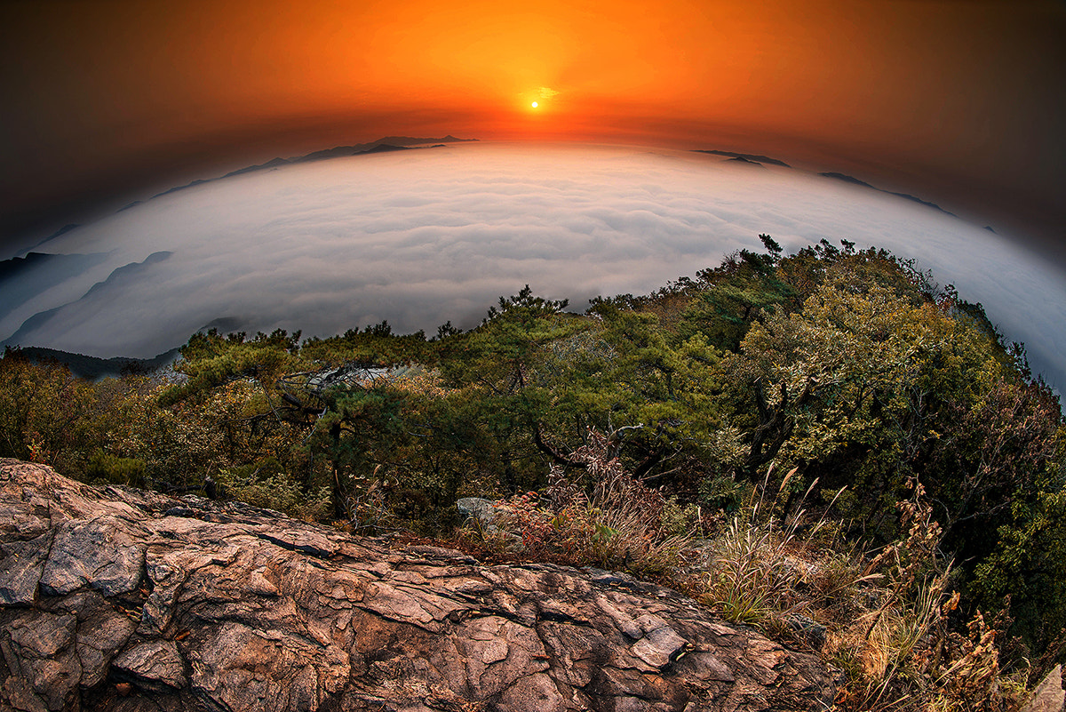 Photograph Sunrising by Sowee  on 500px