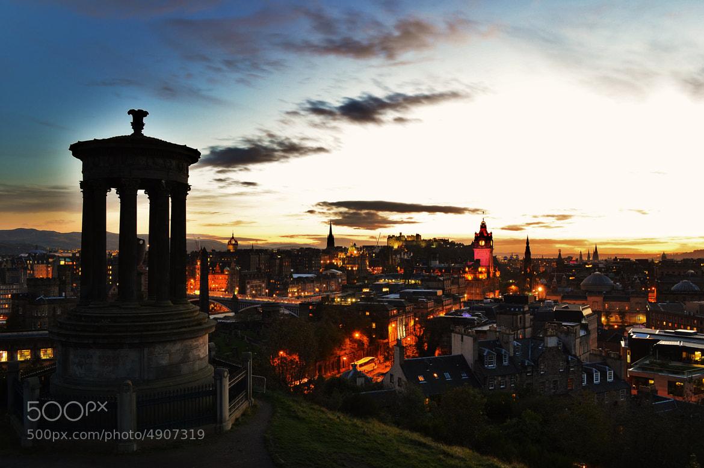 Photograph Edinburgh by Saša Drobnjak on 500px