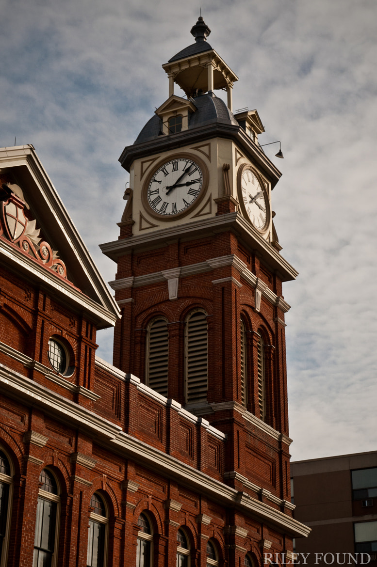 Photograph Clock Tower - Peterborough Ontario by Riley Found on 500px