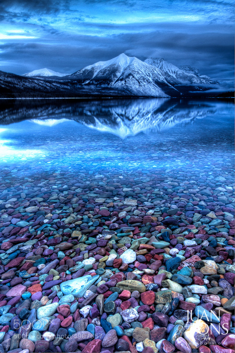 Photograph Early Morning at Glacier National Park MT by Juan Pons on 500px