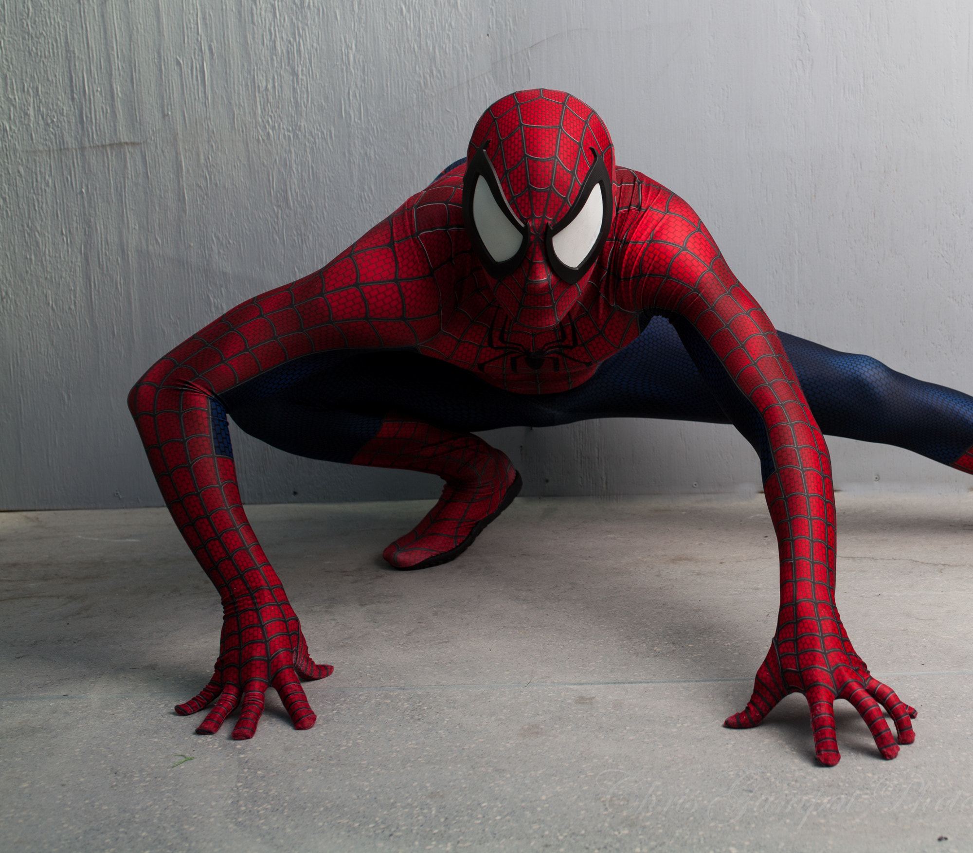 Photograph Spider Man by Chris  Gampat on 500px