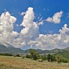 Italian Summer Landscape