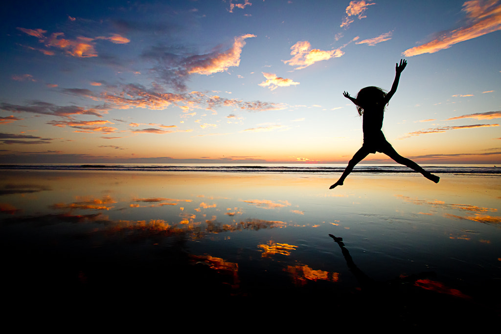 Photograph Jump for Joy by Erika Thornes on 500px