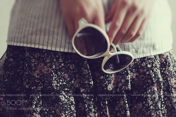 Photograph Wearing Glasses by Elena Onacki on 500px