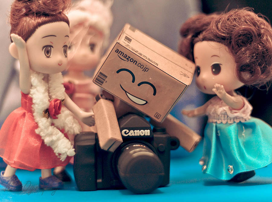 Photograph Canon Lovers (^_^)v by MilzOgraphy  on 500px