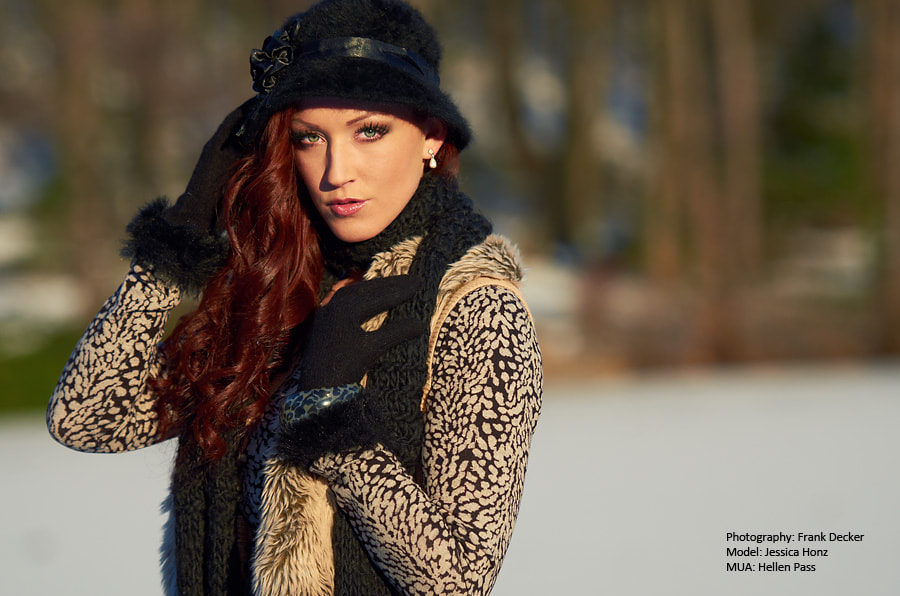 Photograph Winter Fashion by Frank Decker on 500px