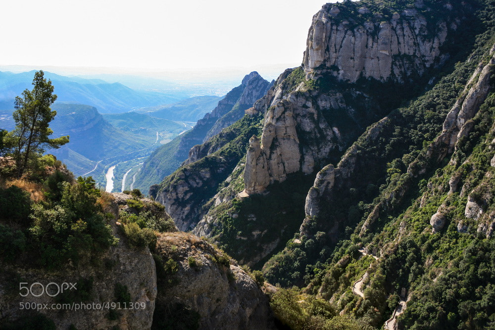 Photograph montserrat by Dara Pilugina on 500px
