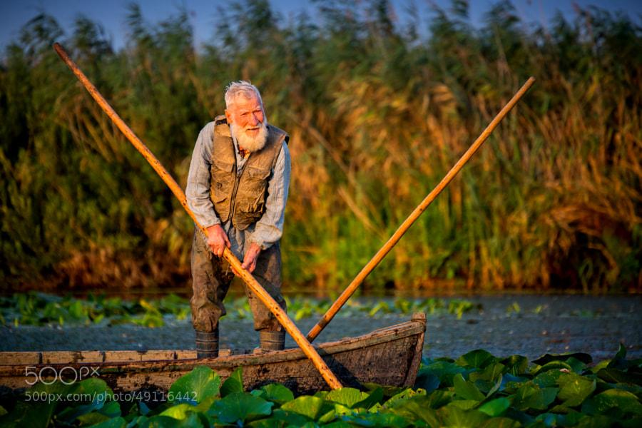 Photograph Deda Artiom from Danube Delta by Radu Dumitrescu-Elian on 500px