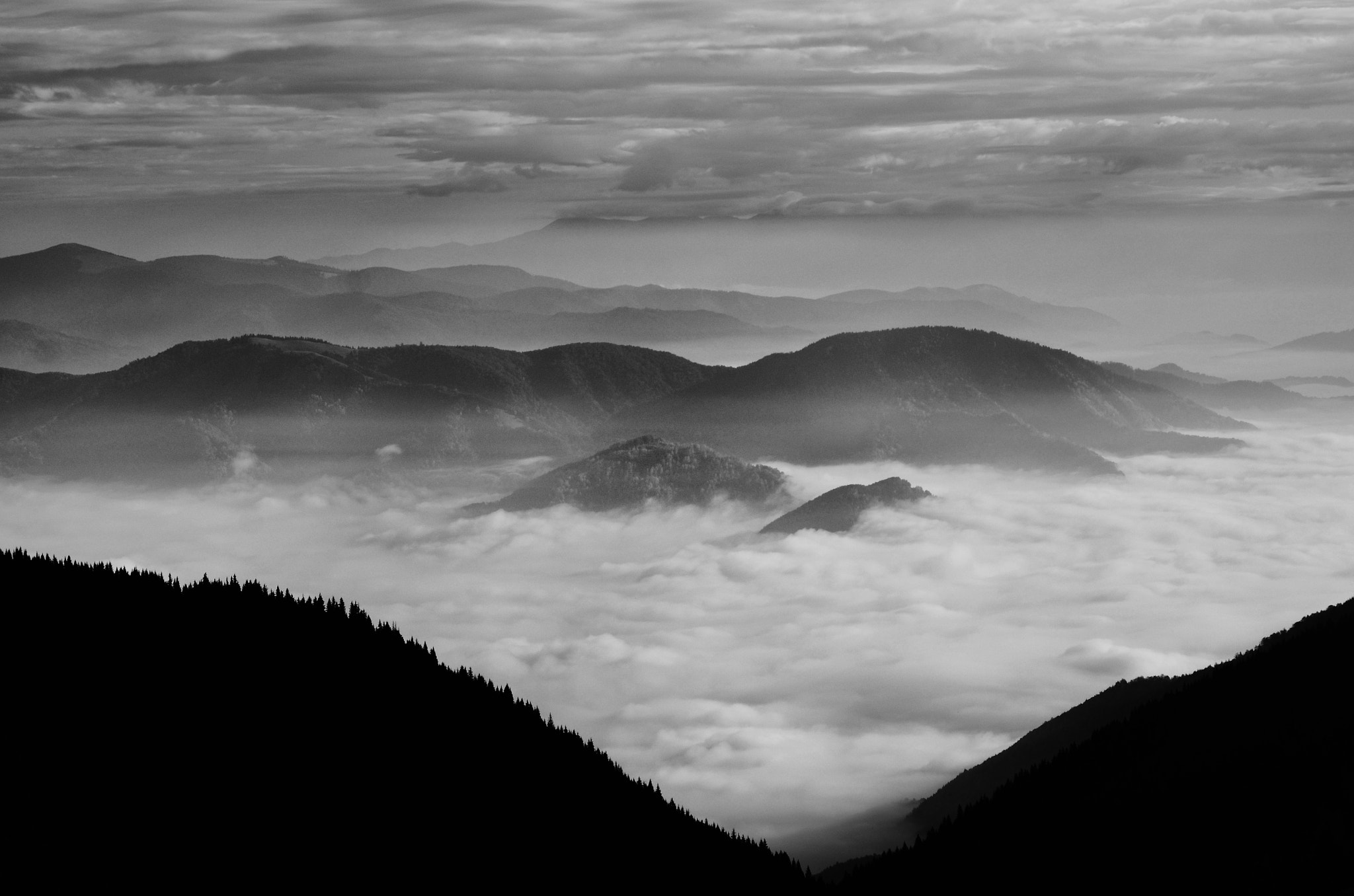 Photograph Over The Clouds... by Ionescu Dragos on 500px