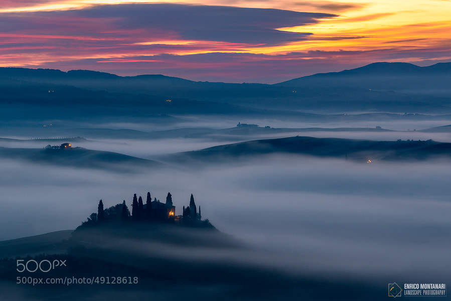 Photograph Belvedere by Enrico Montanari on 500px