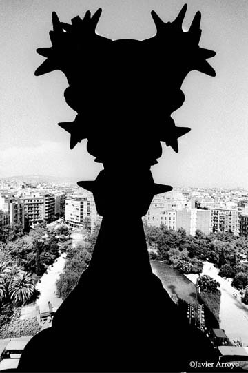 Photograph Antonio Gaudí by Javier Arroyo on 500px