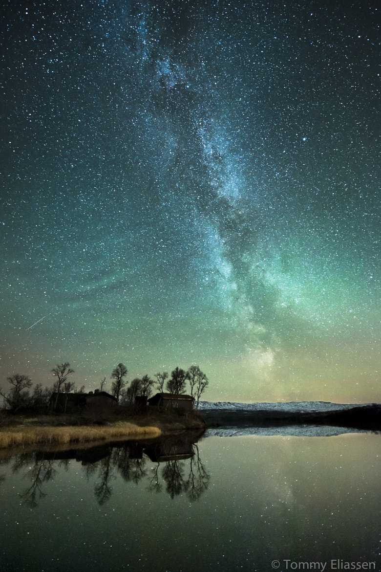Photograph October by Tommy Eliassen on 500px