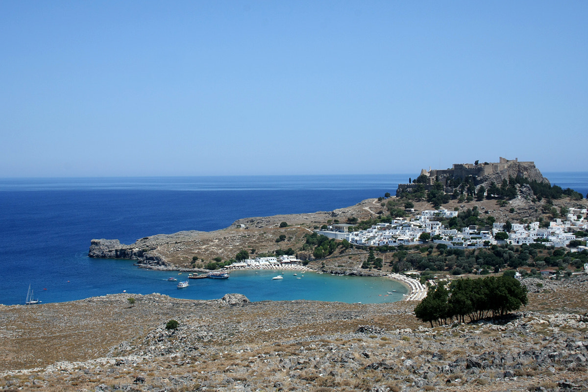 Photograph Lindos  by Zadok Shmuel on 500px