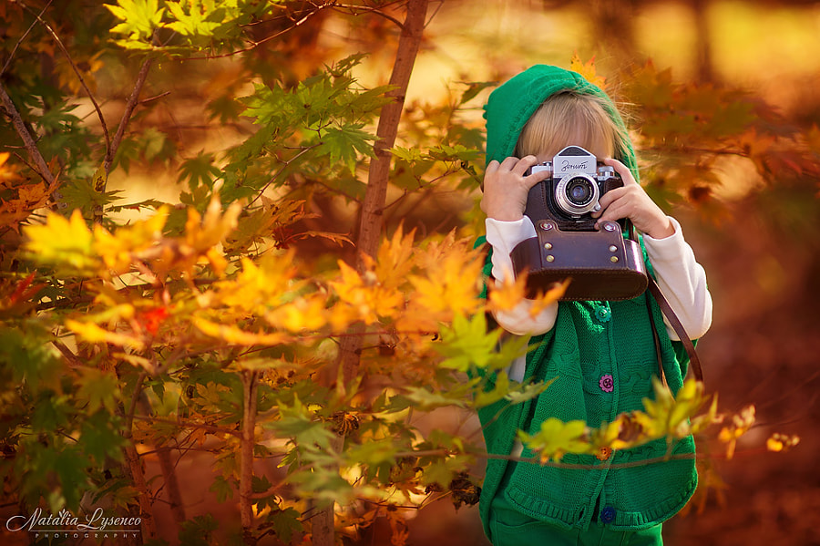 Photograph Young photographer by Natalia Lysenco on 500px