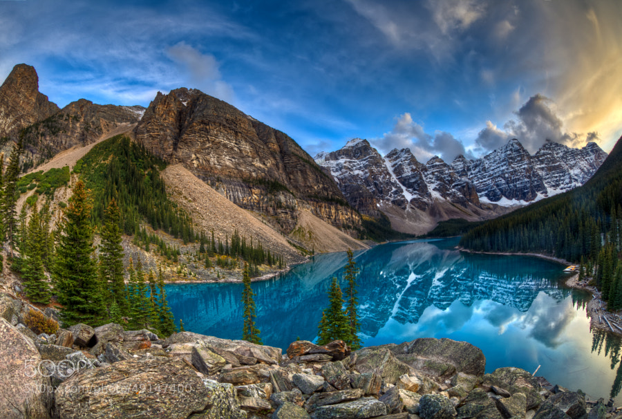 Photograph All of Moraine by Chris Muir on 500px