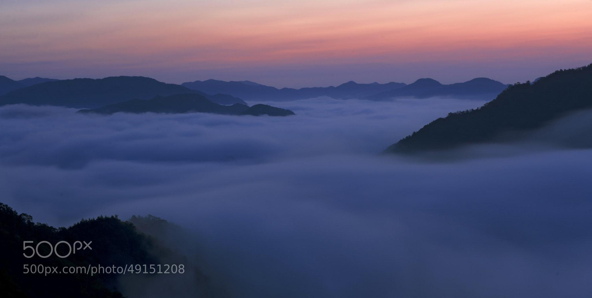 Photograph Cloudland by hugh dornan on 500px