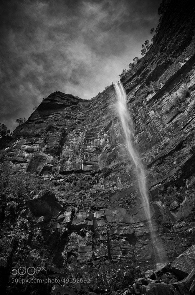 Photograph Bridal Veil Falls by Chris Jones on 500px