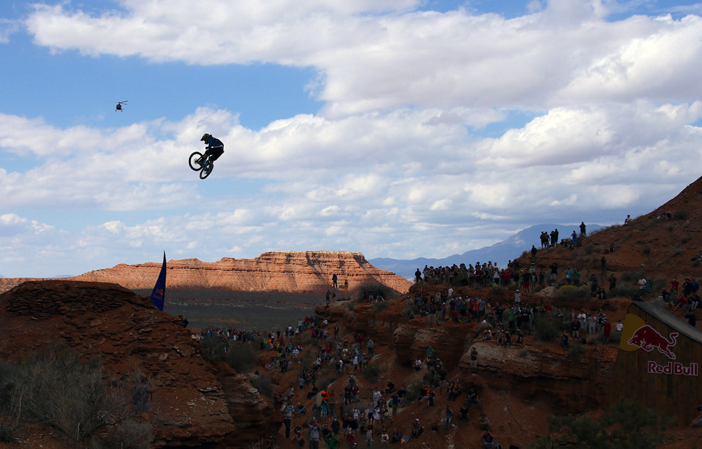 Photograph Red Bull Rampage by Evgeny Vasenev on 500px