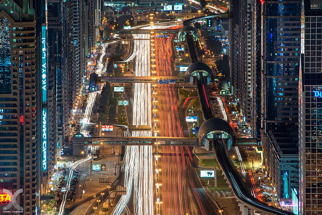 Photograph Dubai Multicore CPU by Daniel Cheong on 500px