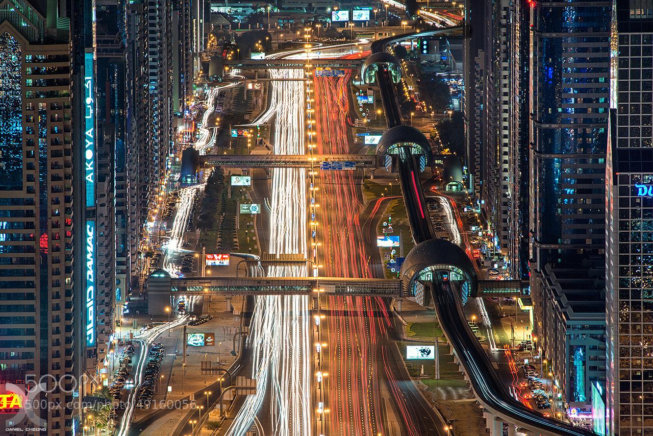 Photograph Dubai Multicore CPU by Daniel Cheong on 500px