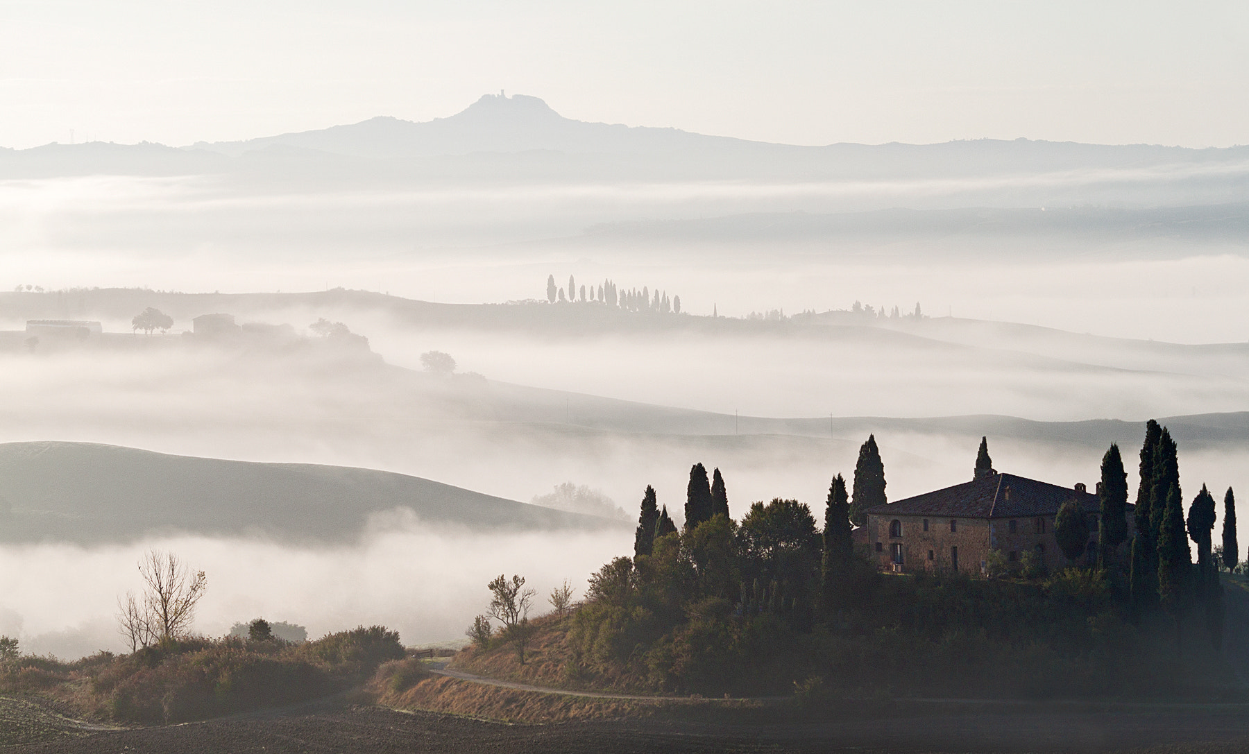 Photograph Bel Vedere - Val d'Orcia by Jakub Walczak on 500px