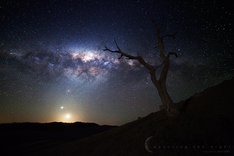 Photograph Conjunction by Greg Gibbs on 500px