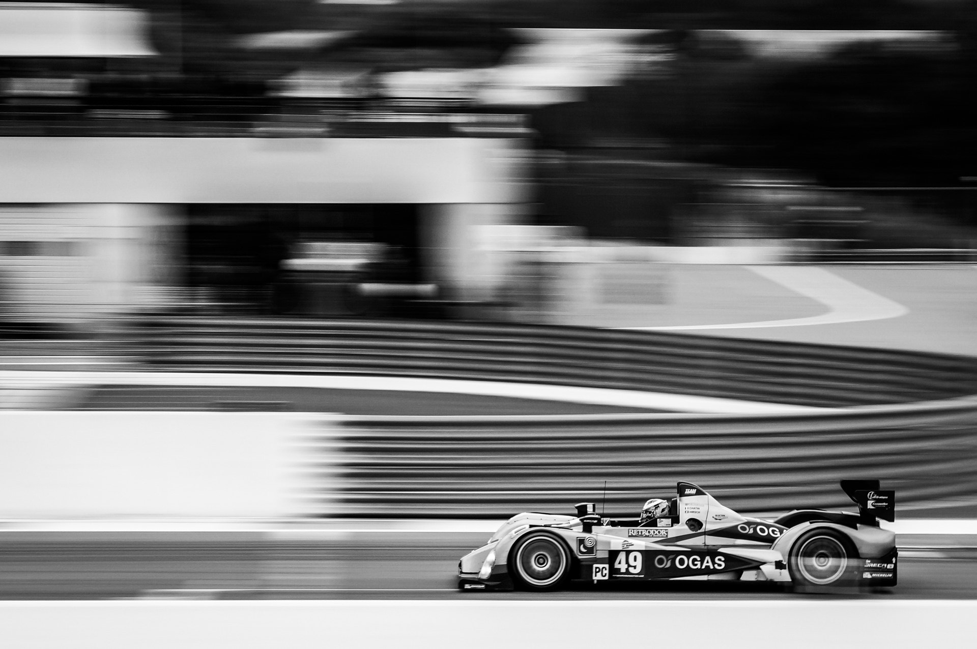 Photograph ELMS @ Paul Ricard, Castellet by Nico  on 500px