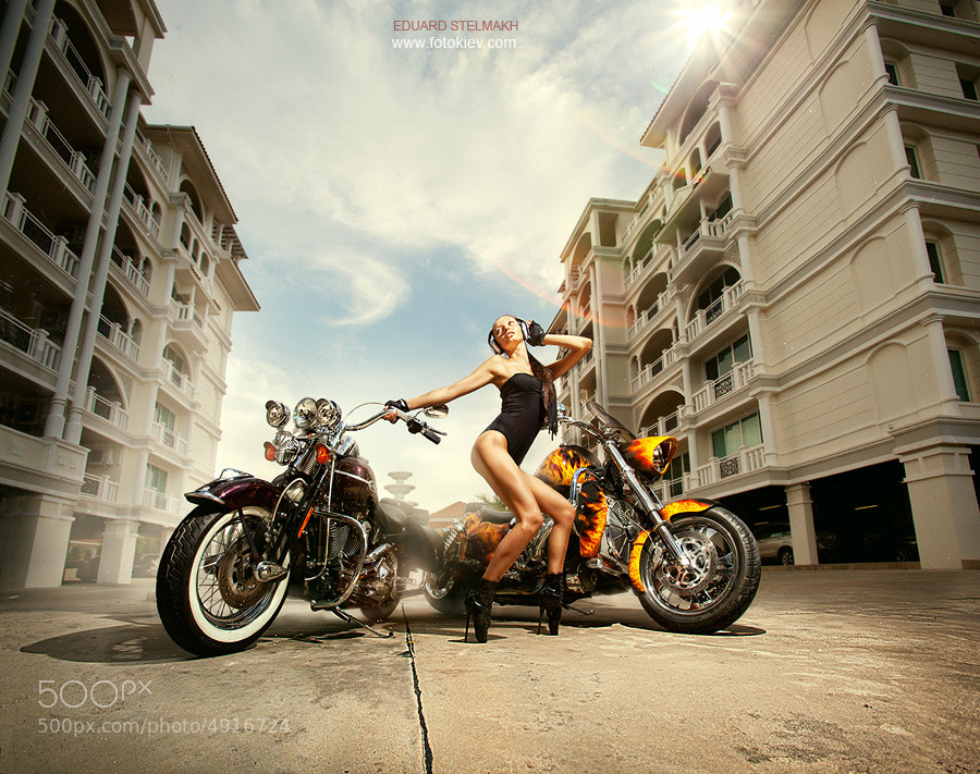 Photograph Moto by Eduard Stelmakh on 500px