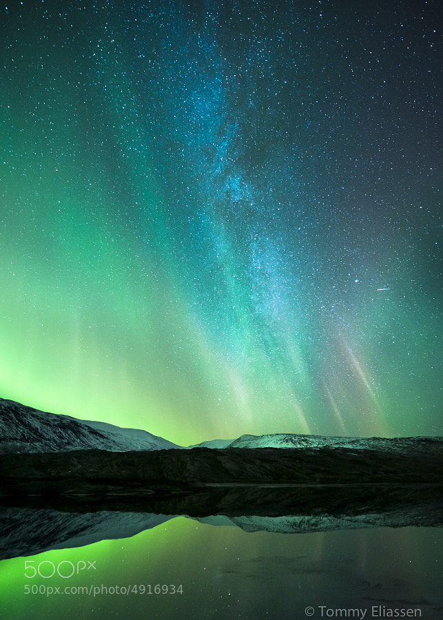 Photograph space  by Tommy Eliassen on 500px