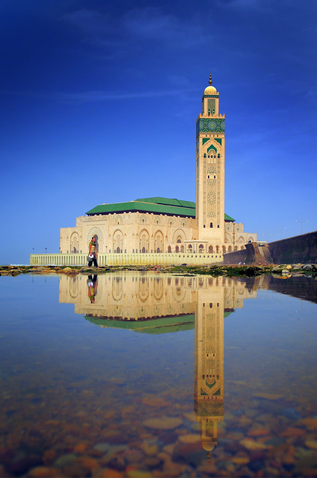 Photograph * Mosquée Hassan II * by clement jousse on 500px