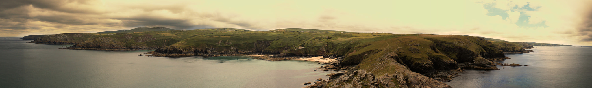Photograph Gurnards: Panorama by Jacca  Deeble  on 500px