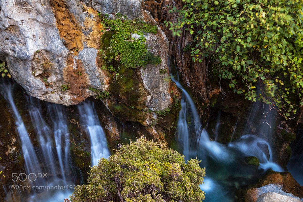 Photograph kourtaliotiko gorge by Dara Pilyugina on 500px
