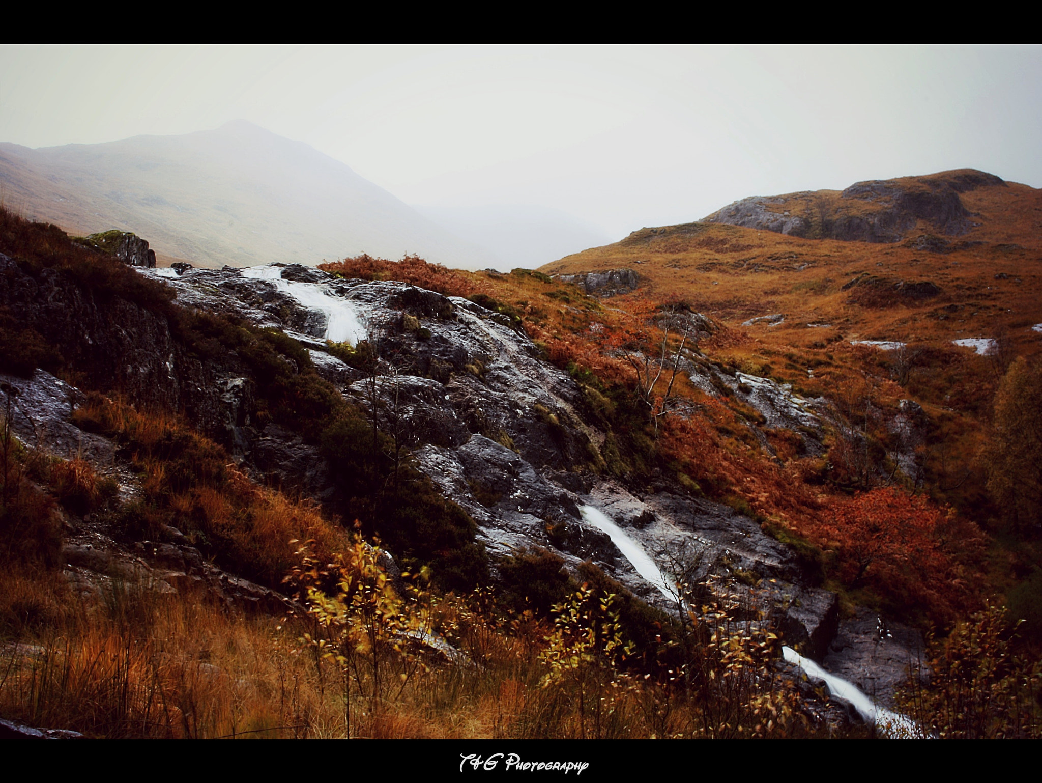 Photograph Falls and heather by T&G Photography  on 500px