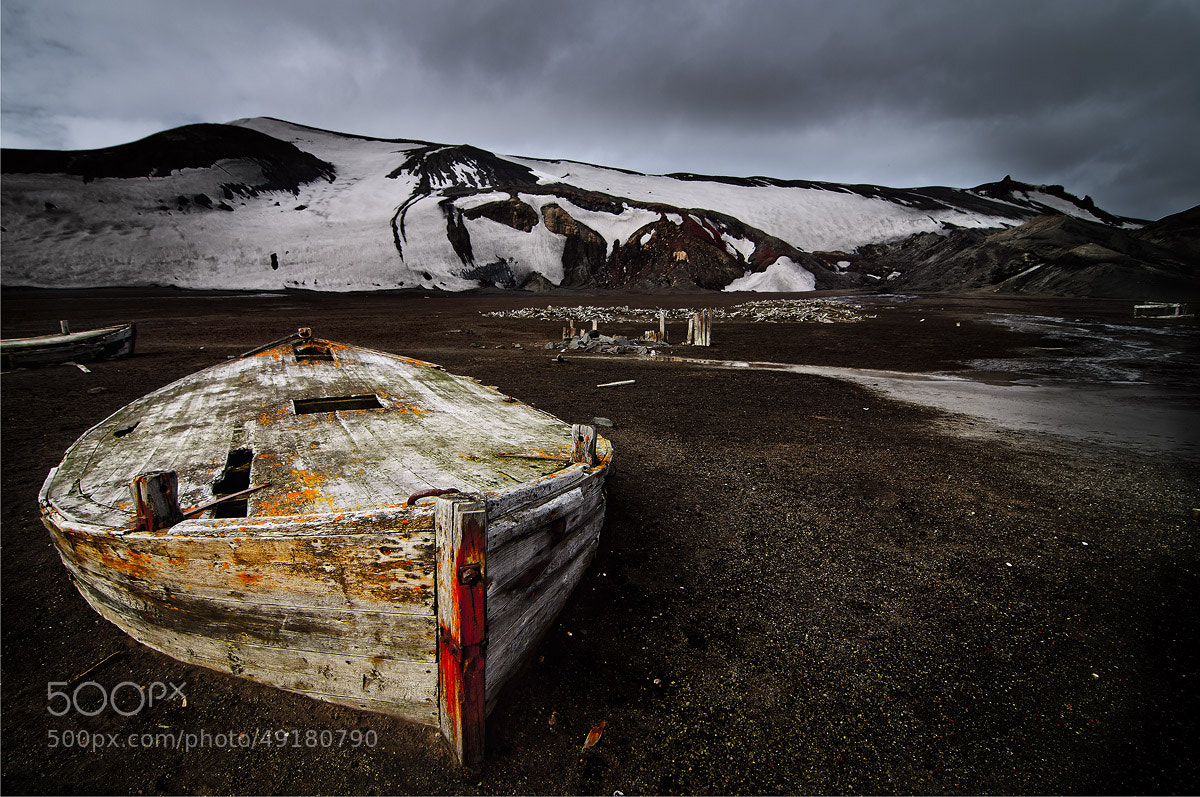 Photograph Ghosts of Whalers Past by Tim McCullough on 500px