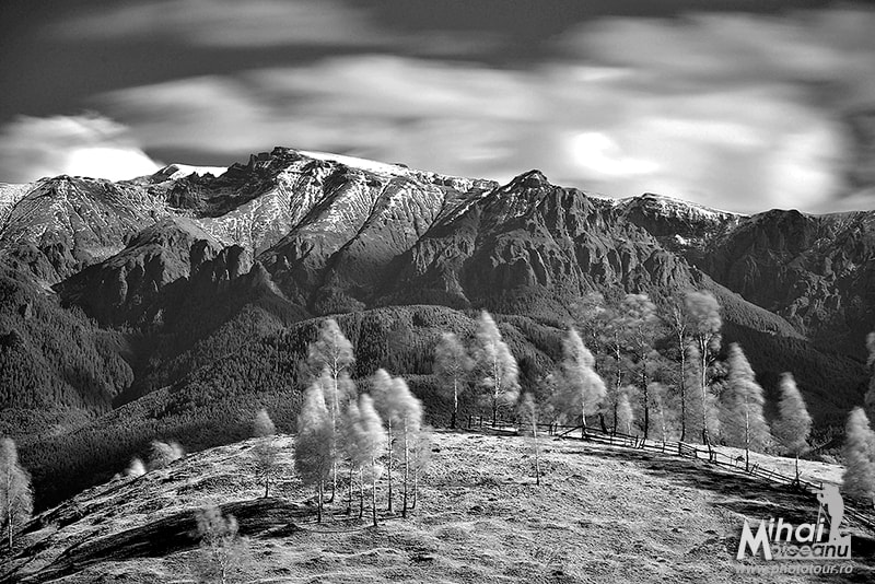Photograph IR Bucegi Mountains by Mihai Moiceanu on 500px