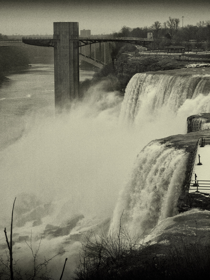 Photograph Antique American Falls by Robert Watcher on 500px