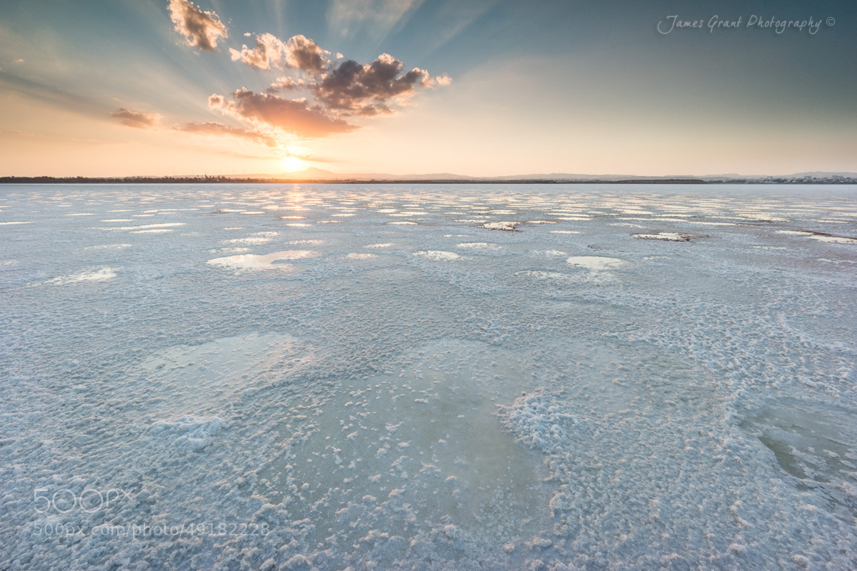 Photograph Larnaca Salt Lake by James Grant on 500px