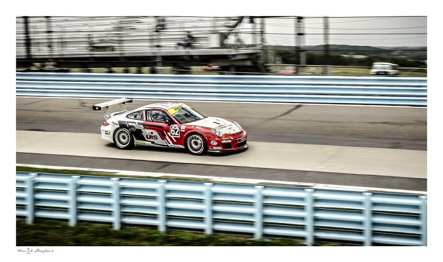 Grand-Am Porsche GT3 Cup Racer