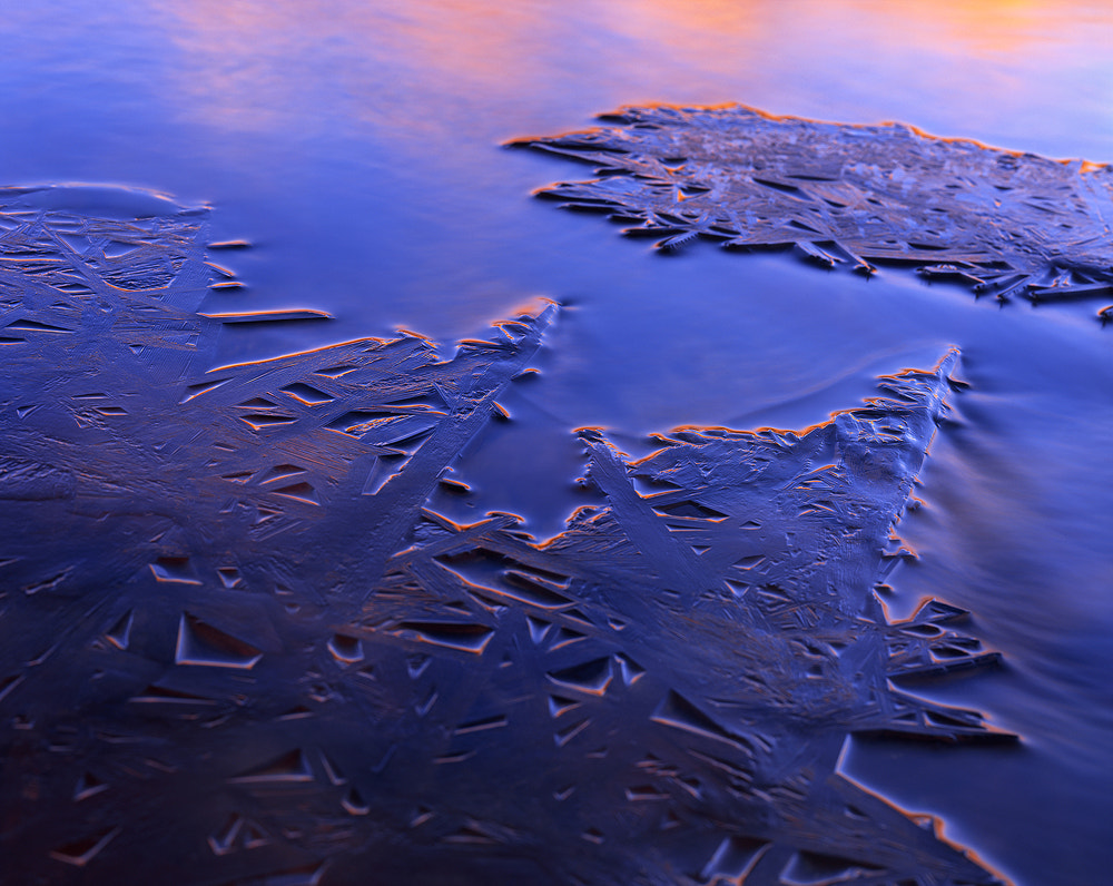 Photograph Hard Ice, Velvet Water by Edward Fury on 500px